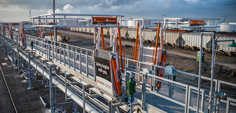 SafeRack Gangways