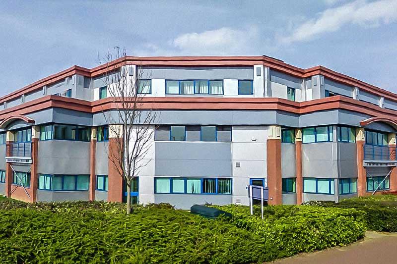 SixAxis UK Office