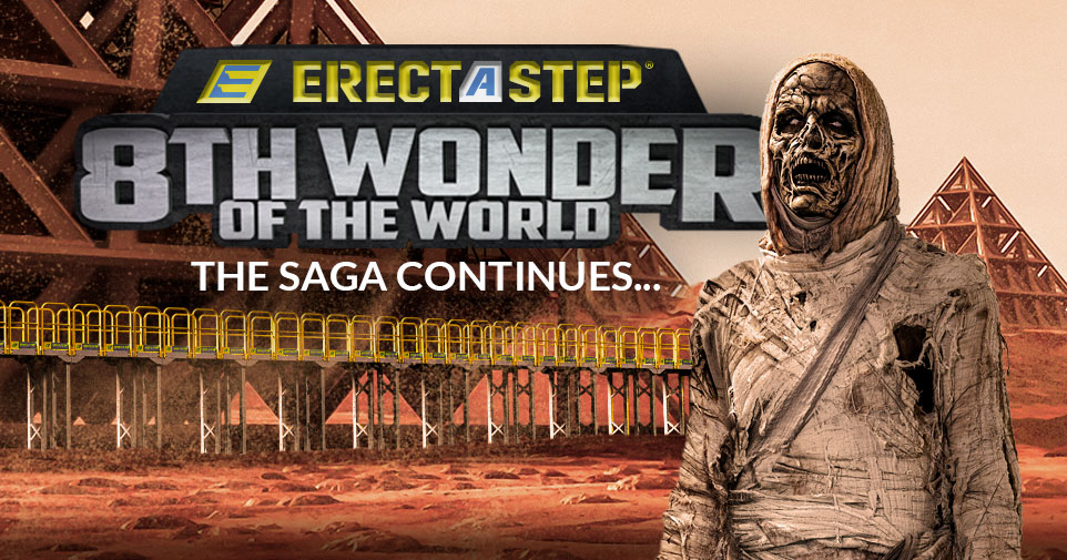 "ErectaStep's ""The 8th Wonder of the World"" saga continues"